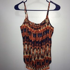 FANG brand woman's summer top size large